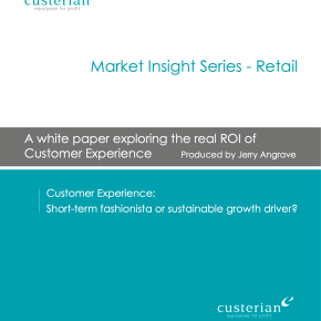 What Is The Real ROI of CustomerExperience?