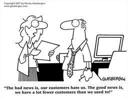 Poor Customer Experience drives profits! Really?