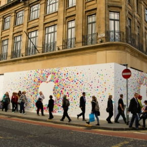 Apple could lure big brands back to citycentre